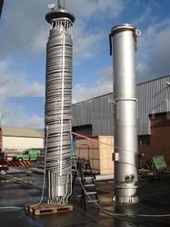 Water Heated Vaporizers