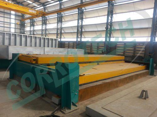 Galvanizing Hot Air Dryer for Galvanizing Plant