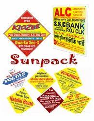 Sunpack Sheets