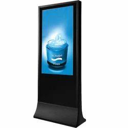 Floor Stand Digital Display