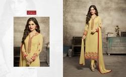 Collar Neck Mahreen Salwar Suit