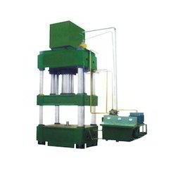 Lever Type Hydraulic Machine