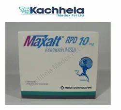 Maxalt migraine medication