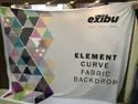 EXIBU Printed Cloth Banner