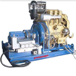 Diesel Hydrostatic Test Pump