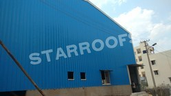 Industrial Factory Roofing Service