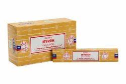 Satya Myrrh Incense Stick