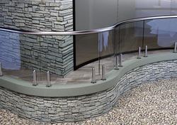 Stainless Steel Handrail - Design