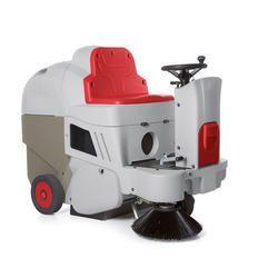 Heavy Duty Ride On Sweeping Machine