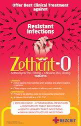 Azithromycin Levofloxacin Tablet