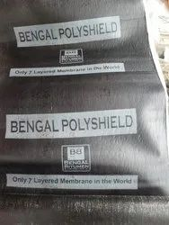 Polyshield Waterproof Membrane Fiber Reinforced