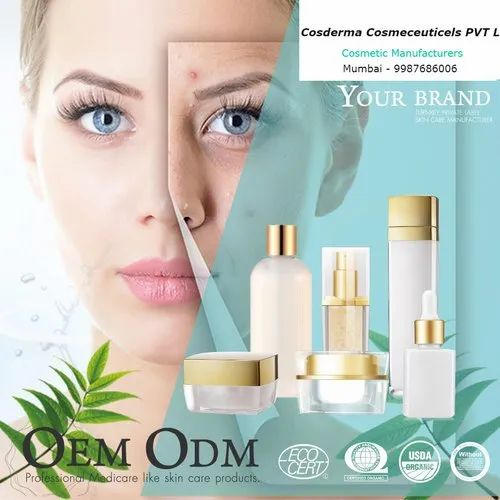Cosmetic Manufacturing 3rd Party Private labelling - Shampoo