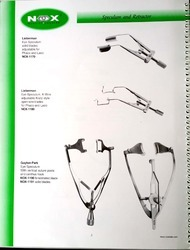 Ophthalmic Instruments for Surgery