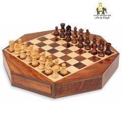 Octagonal Chess Board