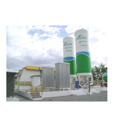 Liquefied Compressed Natural Gas Stations