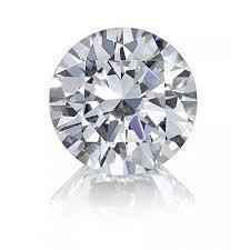 AAA SI Quality Natural 0.40 Carat Diamond
