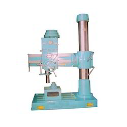 Radial Drill Type DGRH Machines