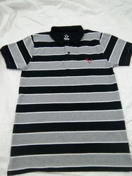 Trendy Striped T Shirt