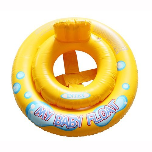 Intex Inflatable Pool Swim Tube   Intex Baby Swimming Ring 26.5 59574  Wholesale Trader From Surat