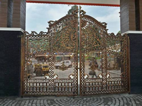Ornamental Gates Manufacturer From Coimbatore