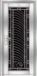 Designer Stainless Steel Door