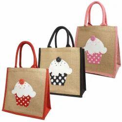 Jute Hessian Box Bags
