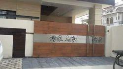 M.S. Lasser design gate