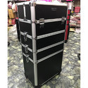 4 Section Vanity Case With Trolly