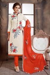 Cotton Designer Suit