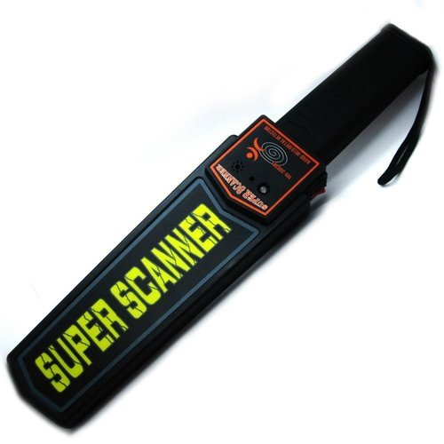 Security Products Handheld Metal Detector Manufacturer