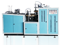 Paper Cup Forming Machine for Cup Making