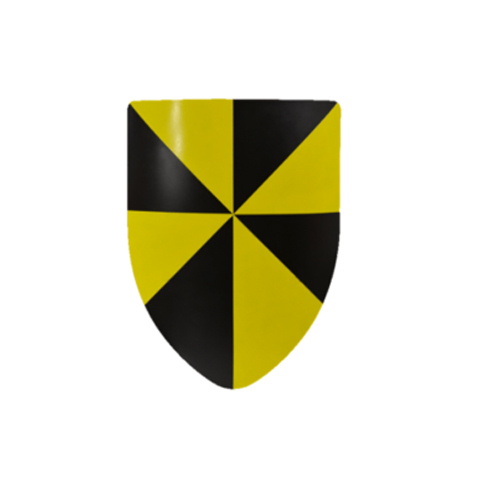 Medieval Shields Campbell Steel Battle Shield Manufacturer From