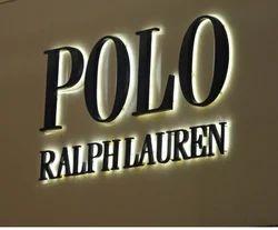 Logo Sign Board