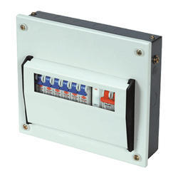 L & T Single Phase Distribution Boards