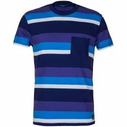Round Neck PC Designer T Shirt 180 GSM