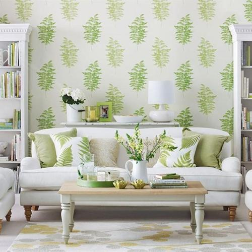 Ordinaire Living Room Wallpapers In Lucknow, लिविंग रूम वॉलपेपर्स, लखनऊ, Uttar  Pradesh | Get Latest Price From Suppliers Of Living Room ...