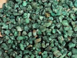 Zambian Emerald Rough Stone