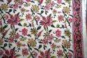 India Hand Block Printed Cotton Fabric