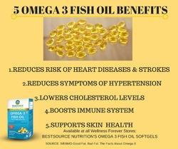 Omega 3 capsules manufacturer from mumbai for Should you take fish oil