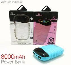 8000MAH DIGITAL POWER BANK