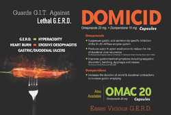 Omeprazole 20 Mg   Domperidone 10mg