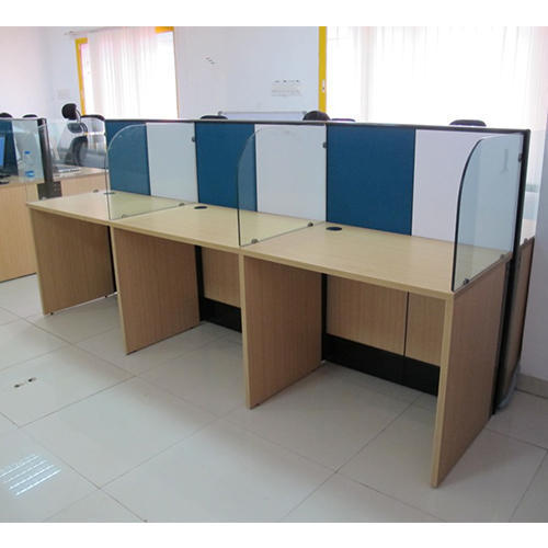 Straight Workstation   Call Center Workstations Authorized Retail Dealer  From Bengaluru