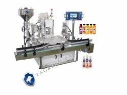 Plastic Bottle Filling,Sealing&Capping  Ghee/Jam/honey