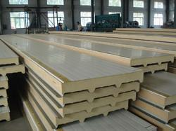Wall and Roof Sandwich Panel