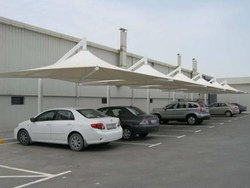 Multi Car Park Facade Structure
