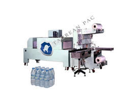 Auto Collation & Shrink Wrapper -for Packing Aqua, Beverages Bottles