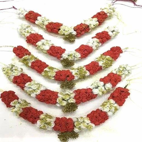 decorative artificial flower garlands आर्टिफिशियल