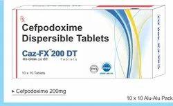 Caz FX 200 DT Tablets