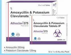 Athoclav 375 Tablets