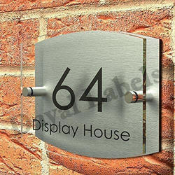 Glass Name Plate Manufacturers Suppliers Wholesalers